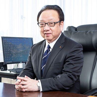 代表取締役社長 同前 裕一朗