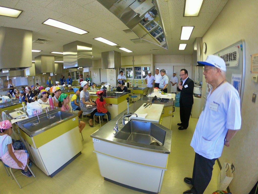 親子お魚料理教室03