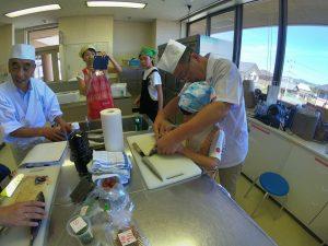 親子お魚料理教室11