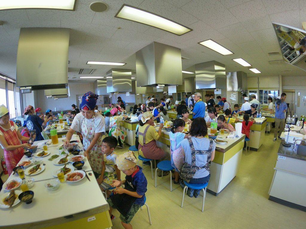 親子お魚料理教室18