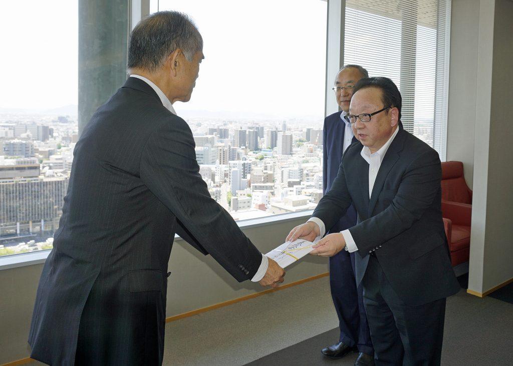 西日本豪雨被害義援金